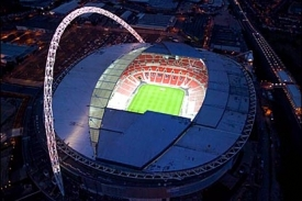 Stadion Wembley.
