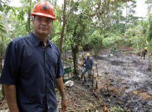Chevron se necítí být vinen ekologickými škodami