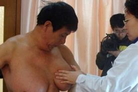 Největší prsa