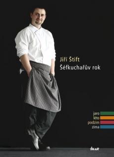 Jiří Štift - kuchařská kniha