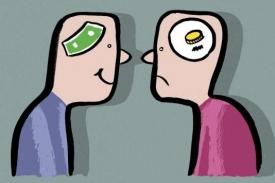 Proč bohatí bohatnou a chudí chudnou?