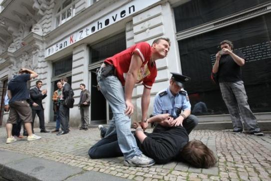 Není to poprvé, co se Ztohoven dostali do konfliktu se zákonem.
