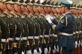 Armáda seznamovací politika