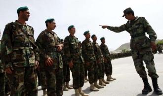 Afghánská armáda. Negramotní, nemotivovaní, dezertující vojáci...