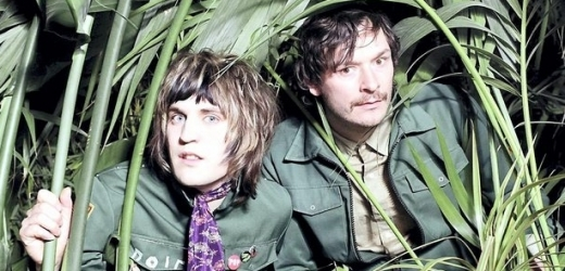 Mighty Boosh.