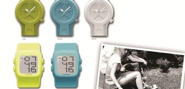Legenda Converse vyrábí hodinky. Dají se koupit v Česku  1c46d18c40