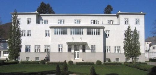 Sanatorium Purkersdorf ve Vídni.