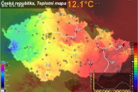 Tyden Cz Ve Varech Podzimni Chlad V Ostrave Pocasi Na Tricko