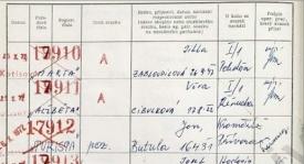 Ve svazcích StB figuruje Věra Cibulková jako agent s krycím jménem Alžběta.