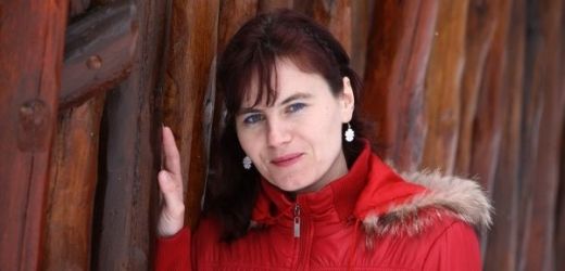 Matka na �těku, Alena Davidov�.