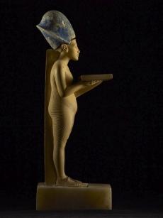 Jedním z odcizených předmětů je i socha faraona Achnatona.