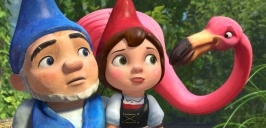 Gnomeo a Julie.