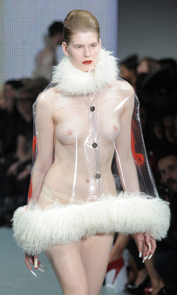 Švédské modely nahé