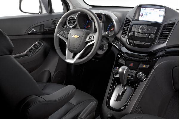 Chevrolet Orlando Jako Nedobytn Pevnost Tden