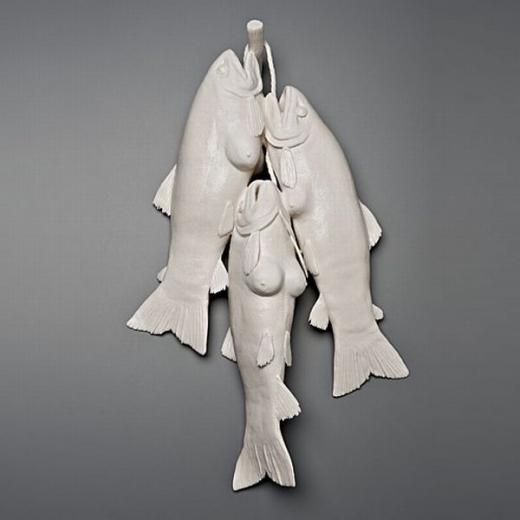 Ryby s žensk�mi ňadry.