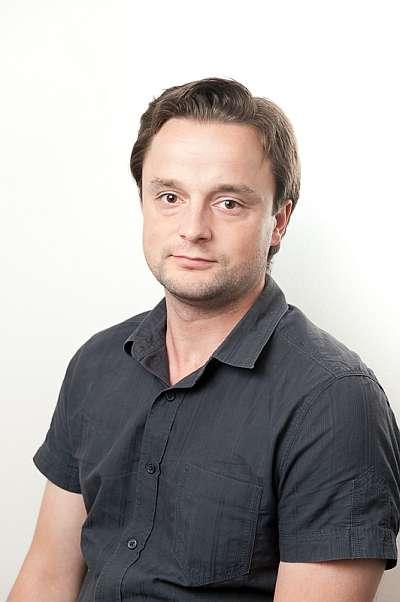 Šéfredaktor Rádia Česko Václav Sochor.