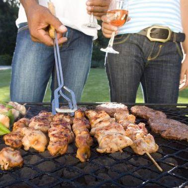 Jak připravit maso na grilování