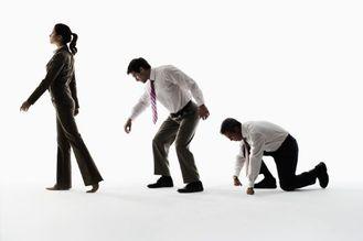 Jak se z byznysmena stala evolucí byznysžena.