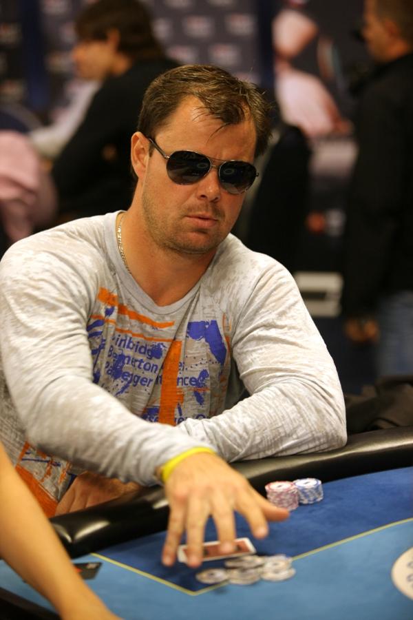 Špaček se účastnil v Praze turnaje NHL Charity Pokerstars.