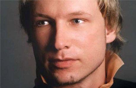 Anders Behring Breivik - norská média jej považují za šíleného střelce.