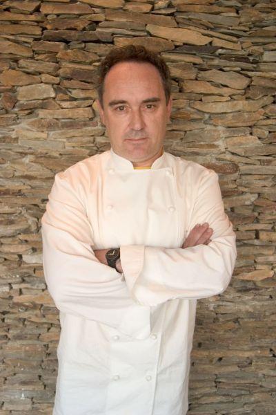 Šéfkuchař Ferran Adriá.