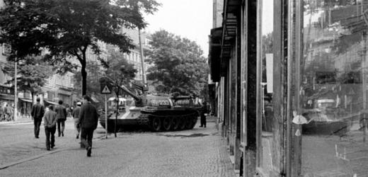 Okupace Československa v roce 1968 (ilustrační foto).