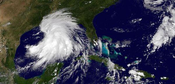 ms rychlost na pobřeží Mexického zálivu