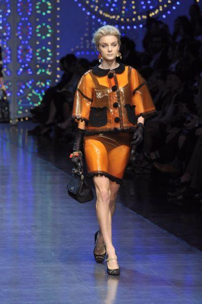 Dolce a Gabbana.