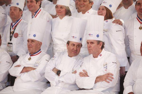 Bocuse d´Or je nejprestižnější soutěž šéfkuchařů.
