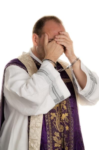 Nemyslel si, že jim tím škodí, zněla prý knězova výpověď u soudu (ilustrační foto).