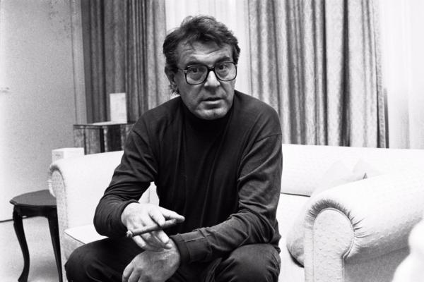 Mezi poctěnými režiséry se ocitl Miloš Forman...