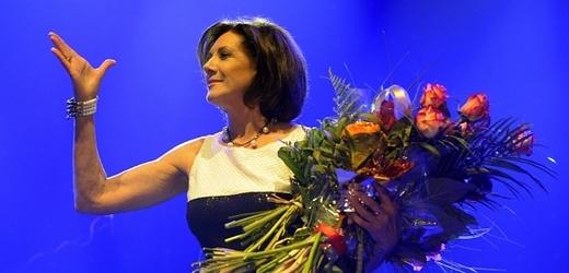 Marie Rottrová ukončila v Tesla Areně svou koncertní dráhu.