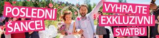 Exkluzivní svatba