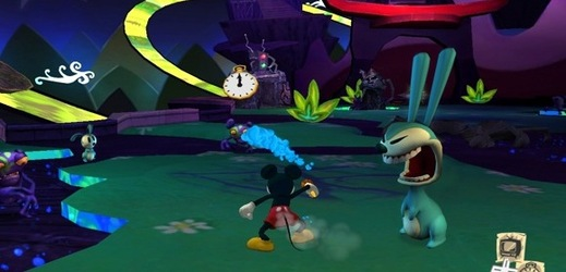 Epic Mickey.