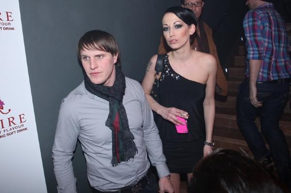 Agáta Hanychová a Miroslav Dopita.