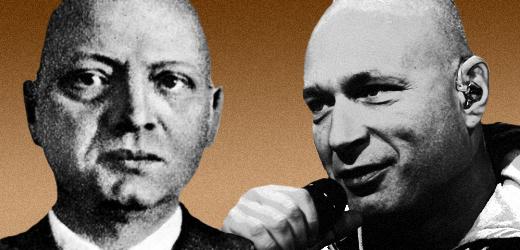 Landa dostal roli Moravce, největšího kolaboranta s nacisty