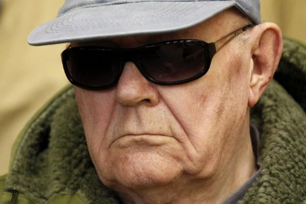 Nacistický válečný zločinec John Demjanjuk zemřel ve věku 91 let.
