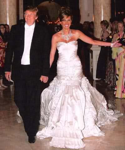 V roce 2005 se oženil americký obchodní magnát Donald Trump a jeho  vyvolenou se stala slovinská 42d83f83d4
