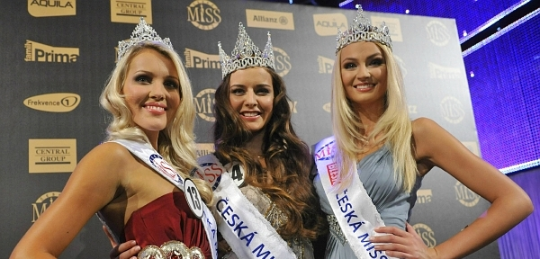 2012 Česka Miss Winners