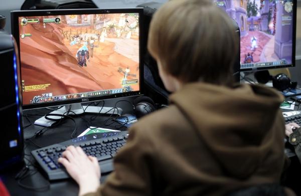 World of Warcraft je pro mnoho lidí návykovou záležitostí (ilustrační foto).