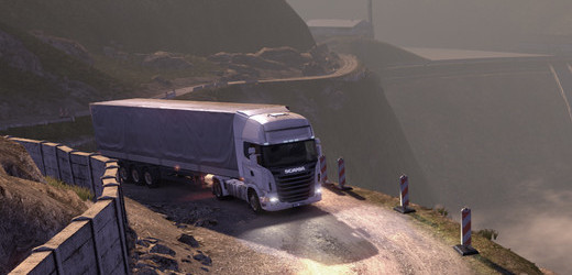 Scania truck driving simulator crack 1.2.1. descargar el crack d