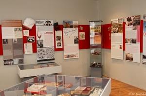 Muzeum seznámí návštěvníky s historií gastronomie.