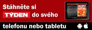 TÝDEN pro tablety a telefony