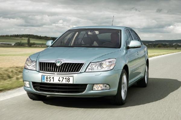 Nejprodávanějším modelem je tradičně Škoda Octavia.