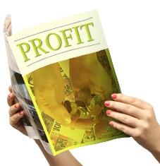Nové číslo časopisu PROFIT naleznete na stáncích od pondělí.