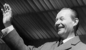 Alexander Dubček v dokumentární trilogii Viktora Polesného, kterou vysílá ČT 2.