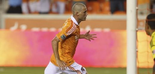 Colin Clark z týmu Houston Dynamo.