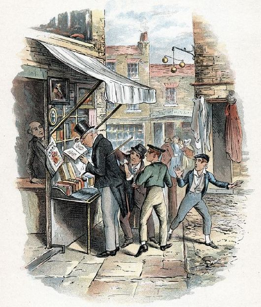 "an analysis of the main character oliver in charles dickens novel oliver twist A discussion of the main characters in charles dickens' classic oliver twist must, of course, begin with the title character, oliver, born in a ""workhouse"" to a mother whose last comment was."