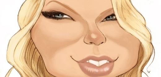 karikatury celebrit sexu