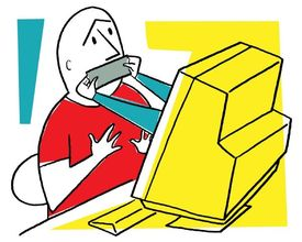 Cenzura on-line.